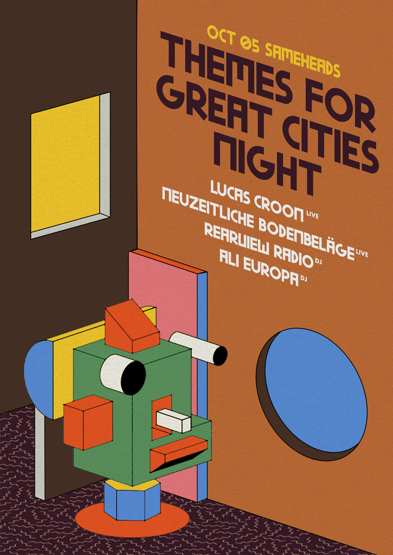 Philipp Carbotta Themes For Great Cities Night
